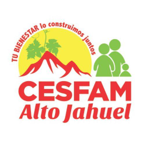 Logo CESFAM Alto Jahuel