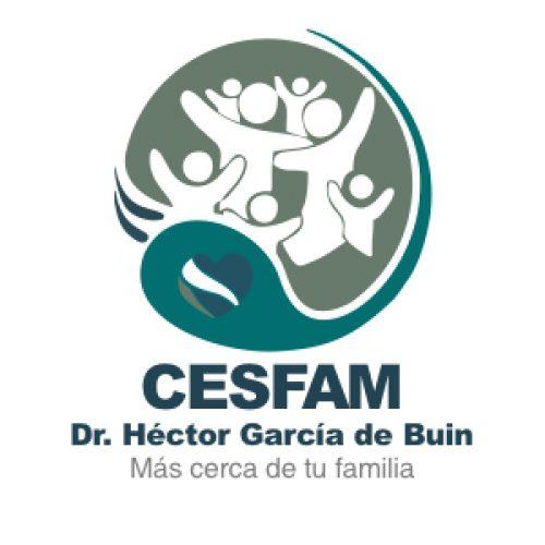 Logo CESFAM Garcia