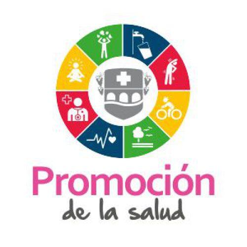 Logo Promocion de la salud